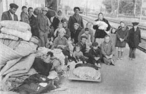 Депортация из Крыма