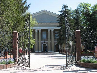 Крымский государственный медицинский университет. Наши дни