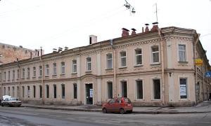 Здание по ул. Мытницкой, 12