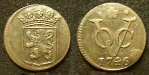 Монеты VOC
