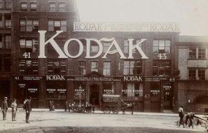 Штаб-квартира компании Kodak. 1902 год