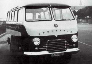 Микроавтобус RAF «Spiriditis»
