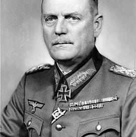 Фельдмаршал В.Кейтель