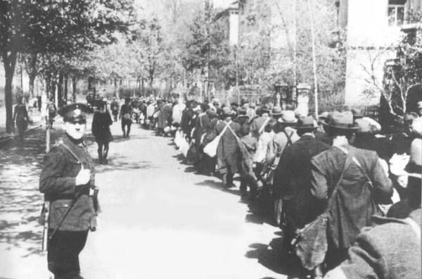 Немецкие спецпоселенцы
