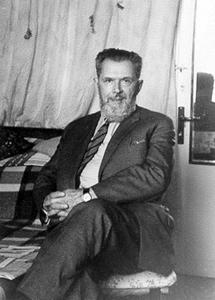 Дмитрий Быстролётов в 60-е годы