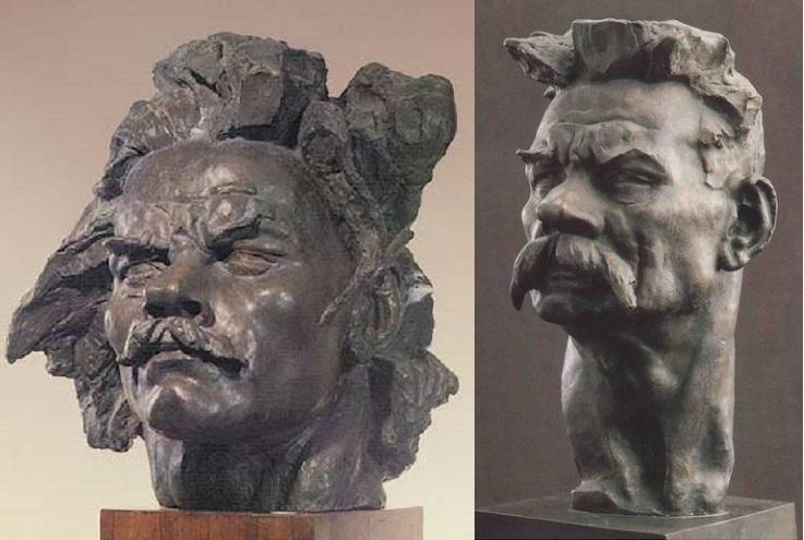 Два Горьких Ивана Шадра