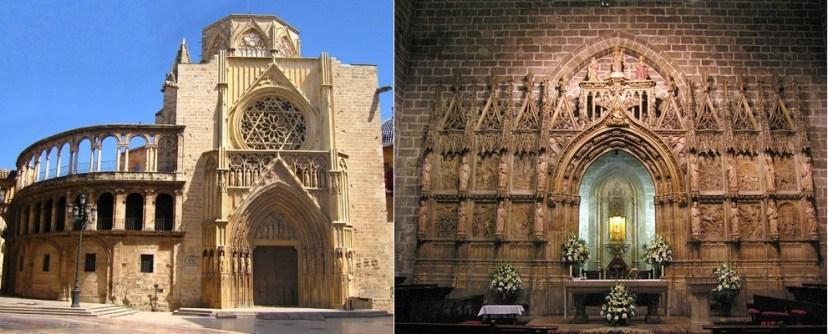 Кафедральный собор Валенсии и его главная реликвия