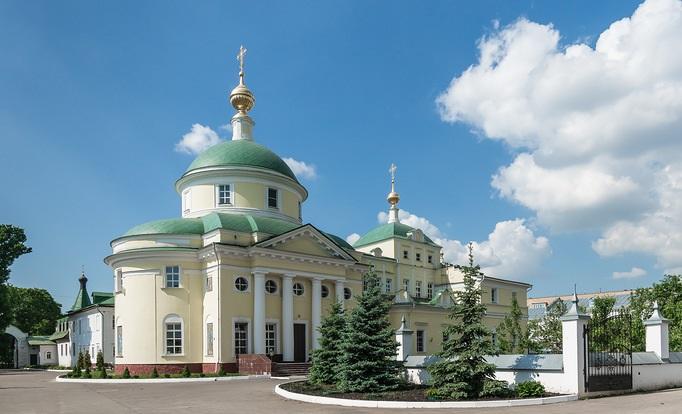 Свято-Екатерининский монастырь. Наши дни