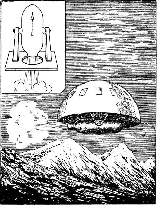 В каком виде могла бы осуществиться придуманная Кибальчичем летательная машина