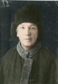 Екатерина Ивановна Калинина