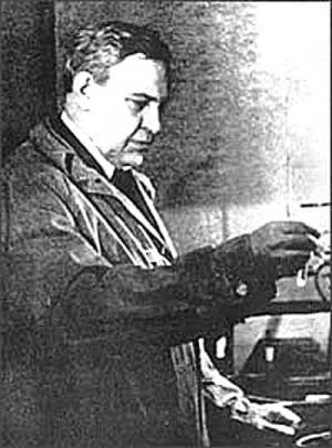 Владимир Ипатьев в США
