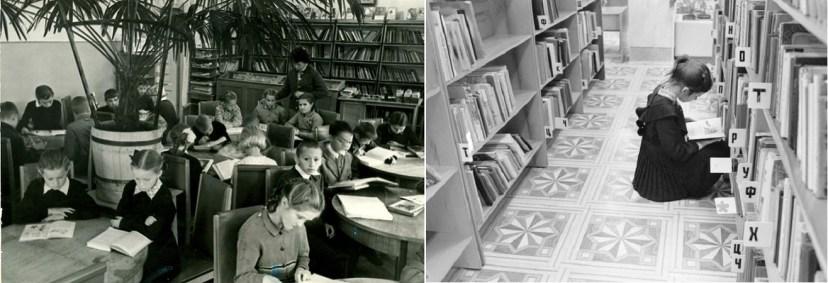 Детские библиотеки были очень востребованы в СССР. Но ближе к 90-м годам в них все чаще ходили, чтобы взять лишь книги по внеклассному чтению