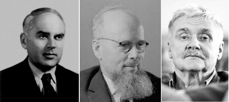 Председатели ВОК: Евгений Жуков, Игорь Петрянов-Соколов, Сергей Есин
