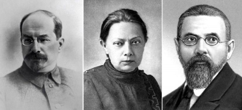 Вожди советского просвещения: Луначарский, Крупская, Покровский