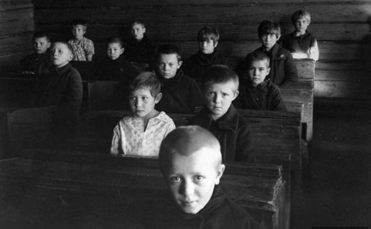 Ни о какой школьной форме в 30-е годы речи не было