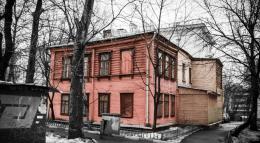 Бывшая школа М.Бостанжогло
