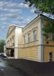 Бывшая фабрика Бостанжогло в наши дни - НИИ Газэкономика