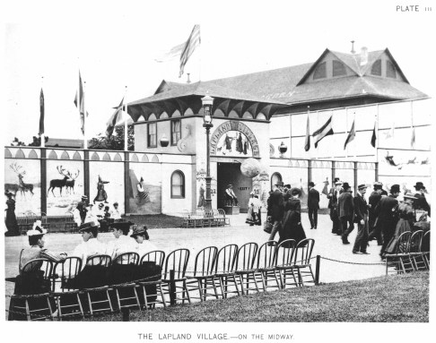World's Fair: Columbian Exposition,1893