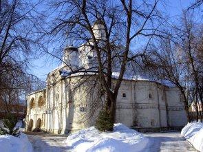 Храм Покрова Пресвятой Богородицы в Рубцово