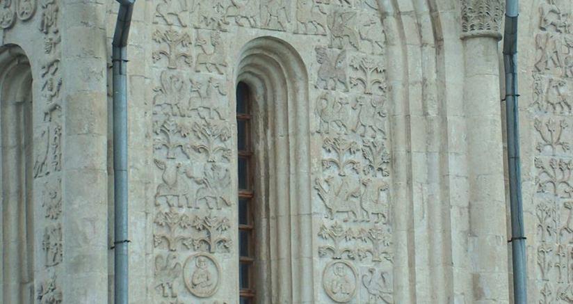 Считается, что центральной фигурой всех сцен является царь Давид.