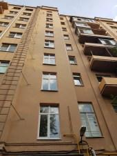 Обратная сторона дома по адресу ул.Покровка, 37