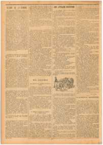 """""""Маленький провинциал"""" (Le Petit Provençal) № 26 от 20.11.1898, с. 2"""