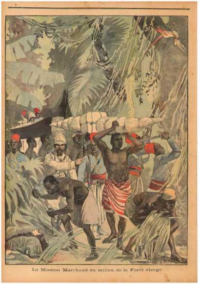 """""""Маленький провинциал"""" (Le Petit Provençal) № 26 от 20.11.1898, с. 8"""