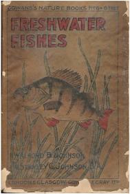 стенли джонсон, британский исследователь, книга пресноводные рыбы, маленькие истории