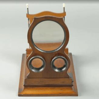 Зограскоп со стереоскопом