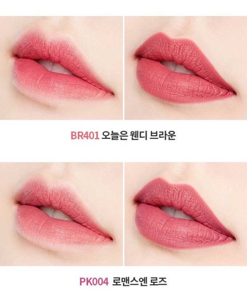 matte chic lip 2 BR401 PK004