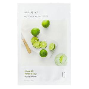 innisfree masque citron vert