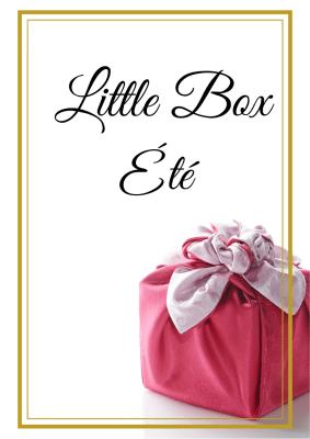 Little Box Eté