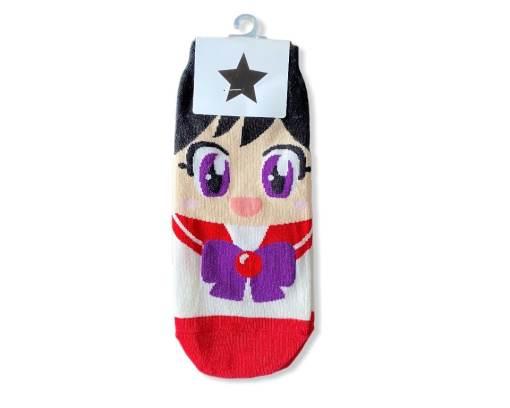 Socquettes Sailor Moon Mars