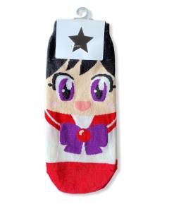 Socquettes Sailor Moon Mars