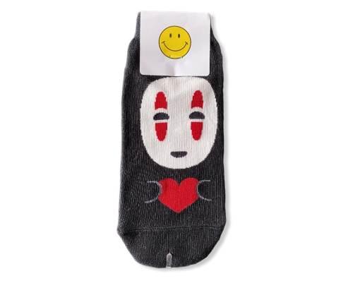 Socquettes Chihiro Sans-visage