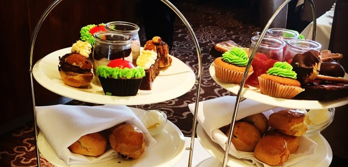 Review: Afternoon tea with the kids at The Grand Hotel, York