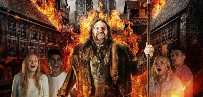 Win a family ticket to York Dungeon!