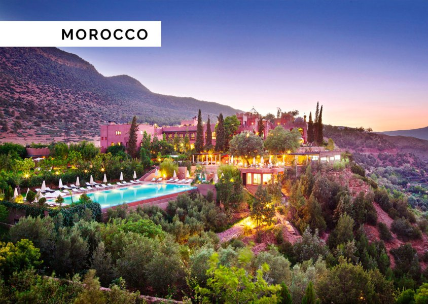 Little Voyage    Luxury Private Global Travel Experiences 11 Days of Inspiration in Morocco