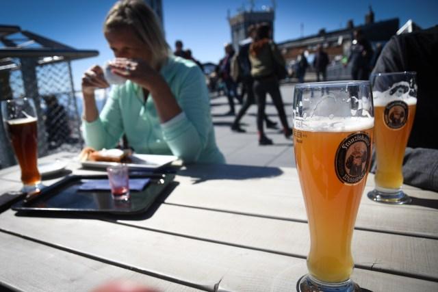 Germany Zugspitze Beer-2