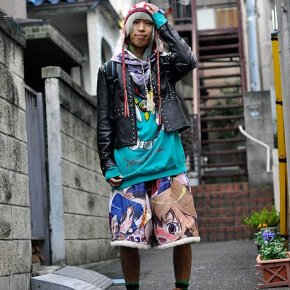 JAPANESE STREETS - STREET STYLE BLOG