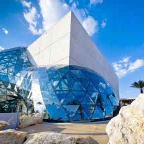 THE NEW SALVADOR DALI MUSEUM