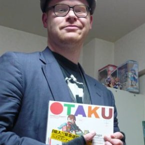 PATRICK W. GALBRAITH - THE OTAKU PHD