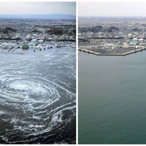 THE JAPAN EARTHQUAKE - ONE YEAR LATER