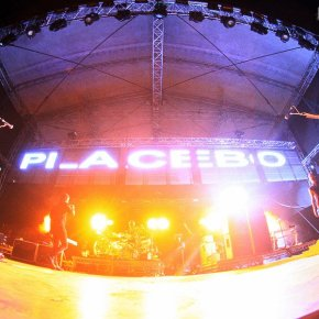 PLACEBO CONCERT IN BUCHAREST