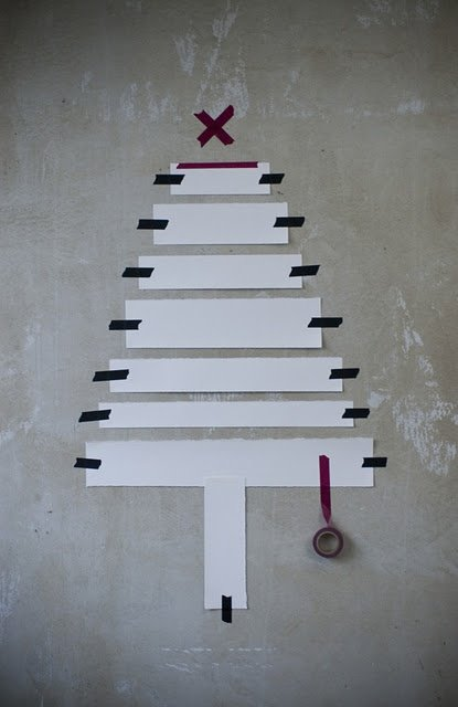 christmas tree tape