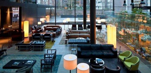 convervatorium hotel amsterdam tablet