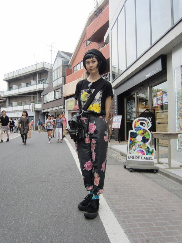 cat street, tokyo1