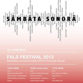 SAMBATA SONORA AND ITS EXPERIMENTAL SOUNDS