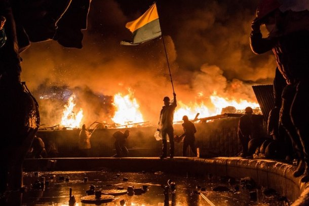 euromaidan fights 10