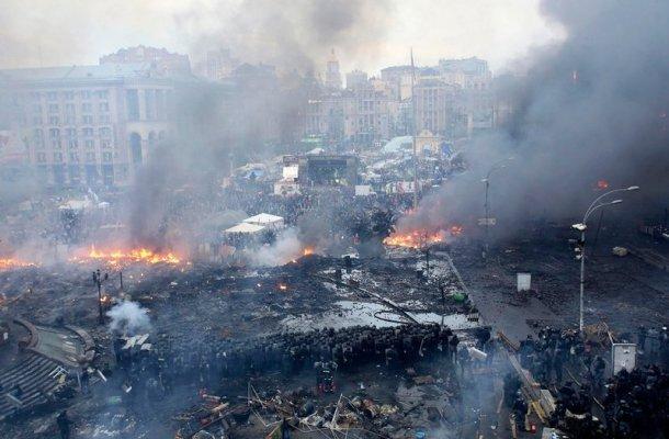euromaidan fights 9